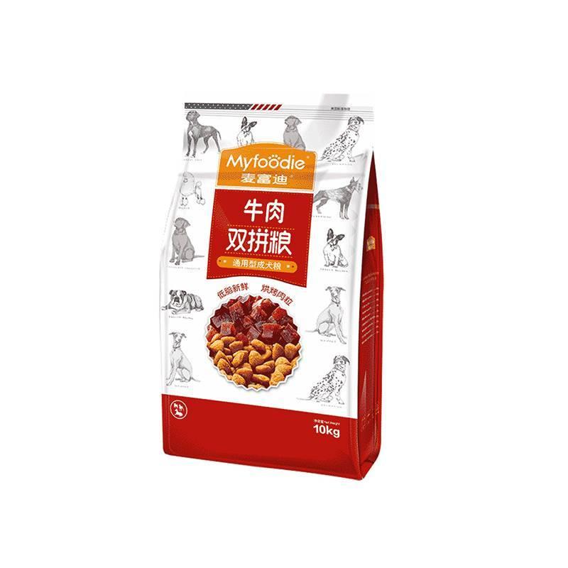麦富迪 双拼标准颗粒成犬粮10KG